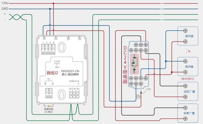 7,卷帘门控制器接线图1