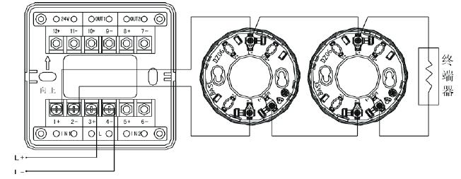 赋安afn-fs1219/fs1229a输入模块